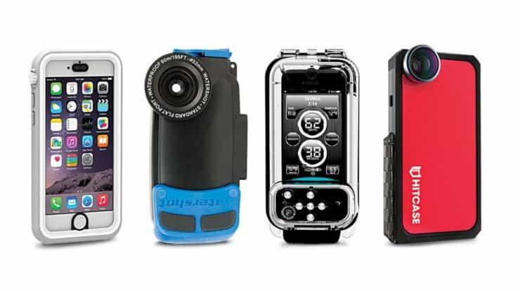 Best Waterproof iPhone Cases for Underwater Photography