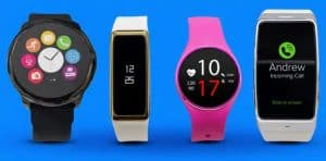 Different types of smartwatch