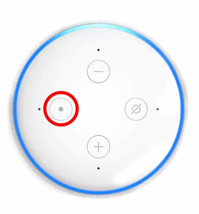 How to Reset Echo Dot 3rd Gen
