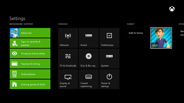 How To Set Up Parental Control On Xbox