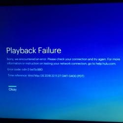 How to fix Hulu error code P-DEV313