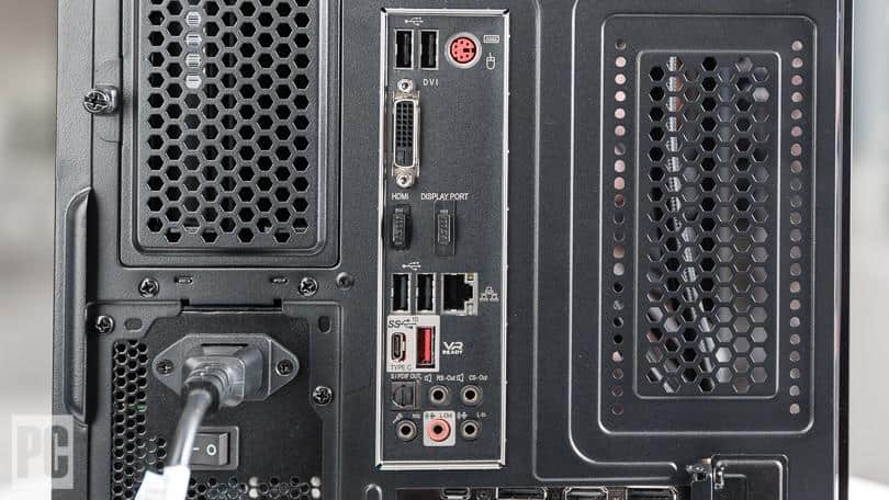 How to fix a PC power problem