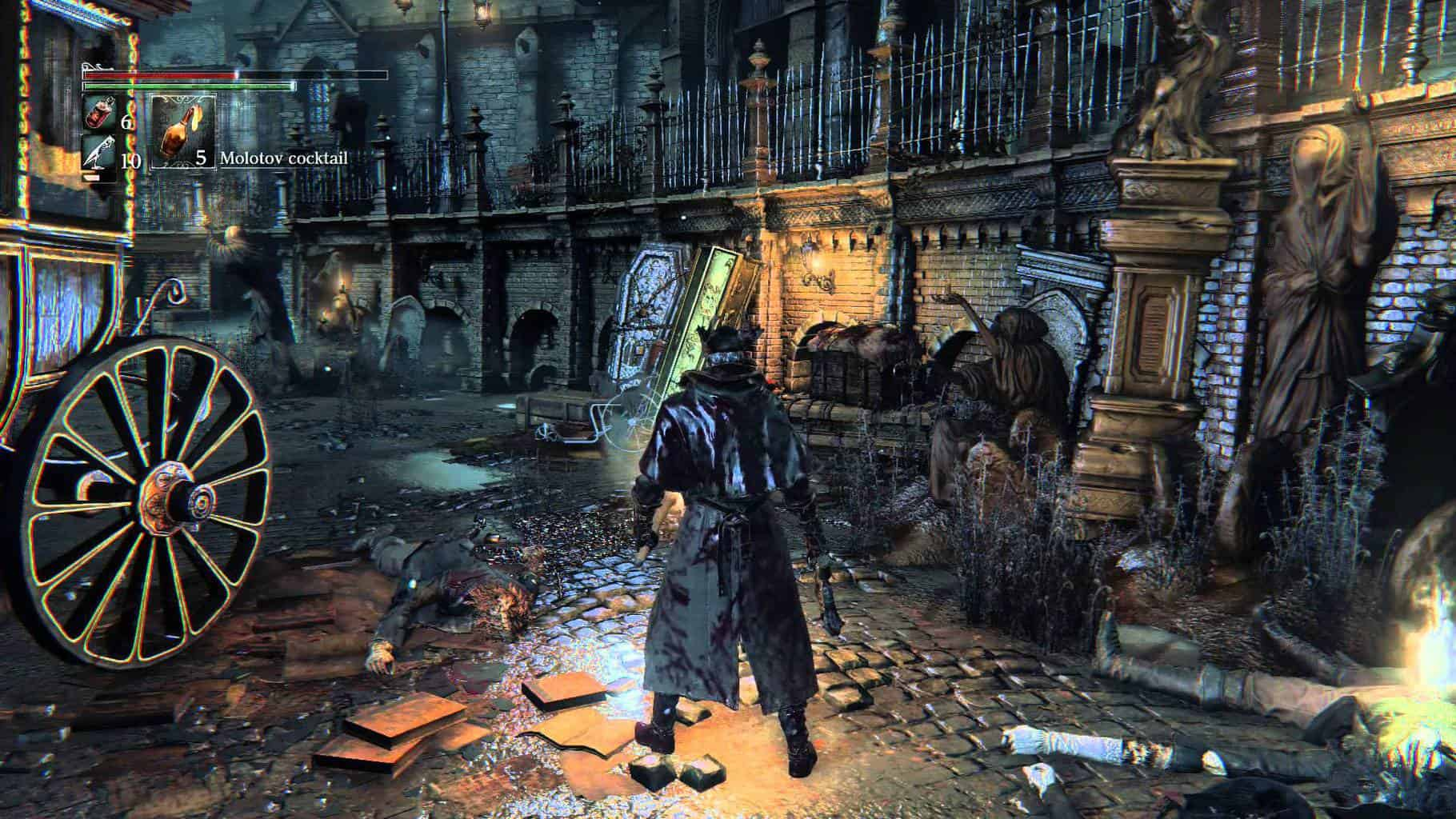 How to install Bloodborne for PC