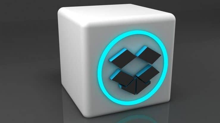 How to reset or change Dropbox password