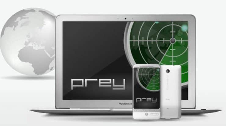 How to track a stolen PC using Prey