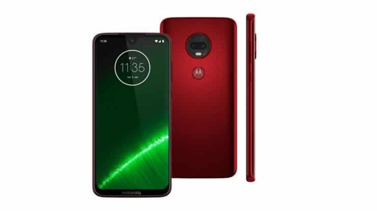 Is Moto G7 Power Waterproof device