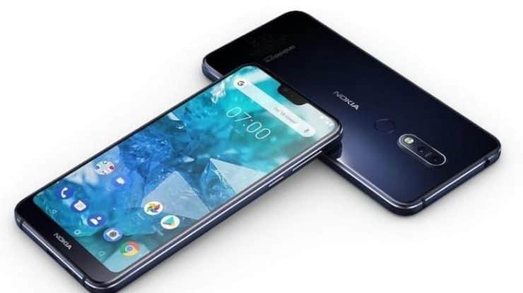 Is Nokia 7.1 a Waterproof