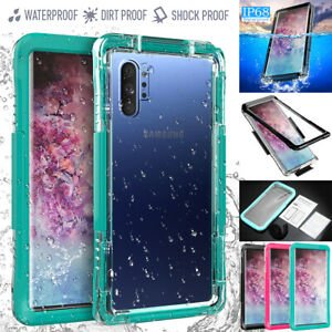 Is Samsung Galaxy Note 10 and 10 Plus waterproof device
