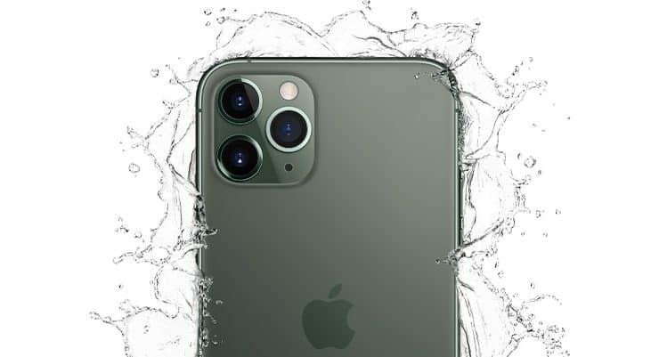 Is the iPhone 11 Pro waterproof