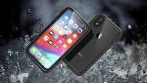 Is the iPhone XR waterproof
