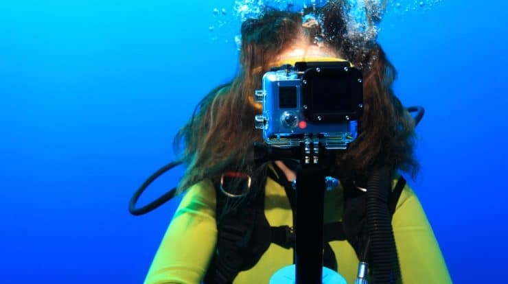 List of the Best Cheap Waterproof Cameras