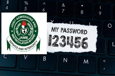 Reset Your JAMB/Email Password
