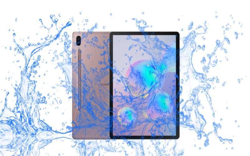 Samsung Galaxy Tab S6 Waterproof