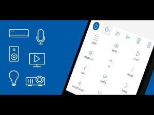 Universal Remote App