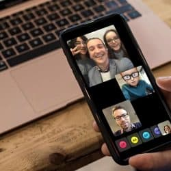 Make Group Facetime Video Calls