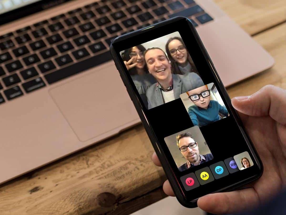 Make Group Facetime Video Calls