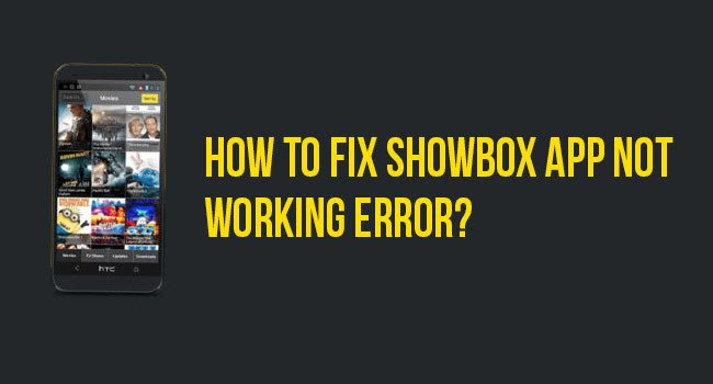 showox-not-working