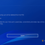 How to Delete PS4 Accounts