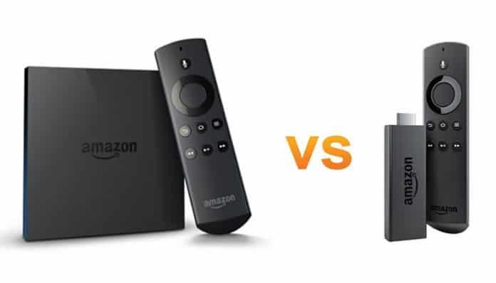 FireStick TV vs Fire TV?