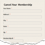 How to Print La Fitness Cancellation Form