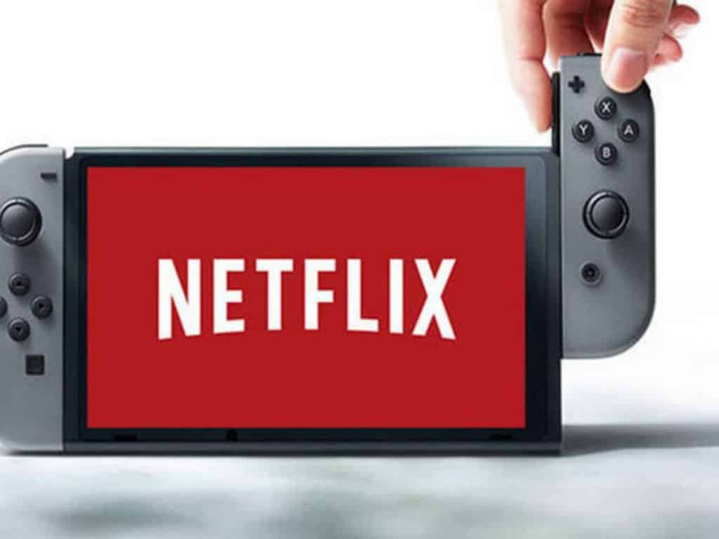 Netflix on Switch
