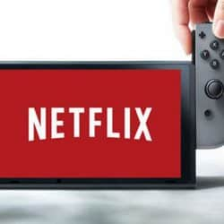 Netflix on Switch