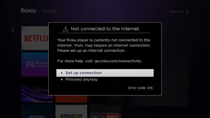 How to Fix Roku Error Code 009