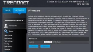 How to Boost WiFi Signal-Updating Your Router Firmware