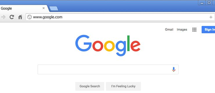how to set homepage in chrome