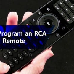 Program an RCA Remote