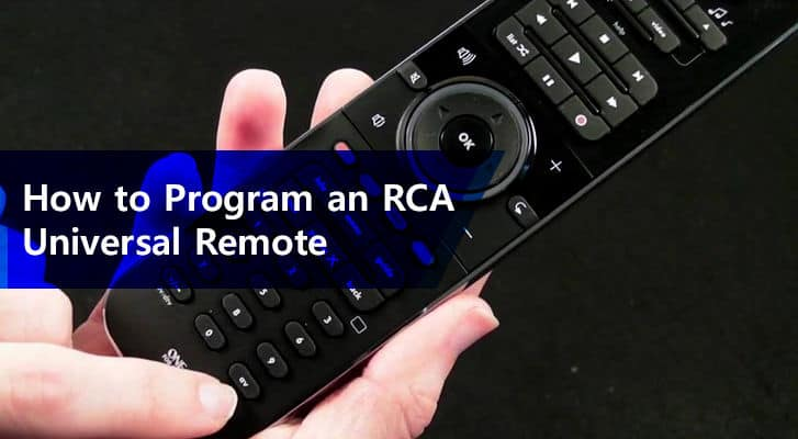 Program an RCA Remote