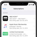 How To Manage Subscriptions on iPhone