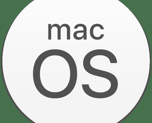 image hows MAC OS Logo