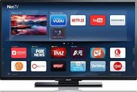 shows Philips smart TV