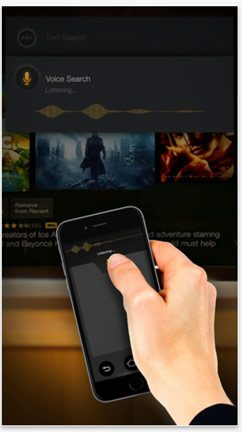 Use phone as a firestick remote