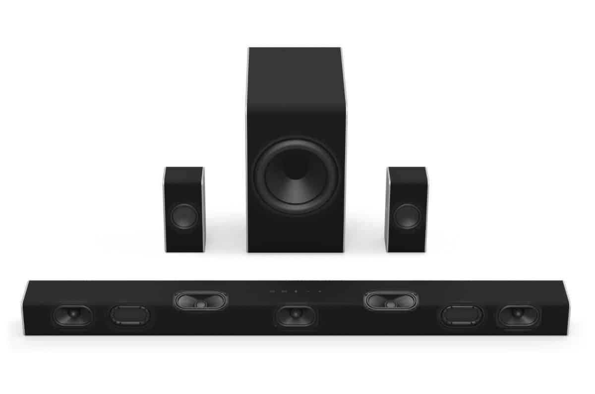 image depicts VIZIO SB36512-F6 sound system on the list of 5 best soundbars in 2020