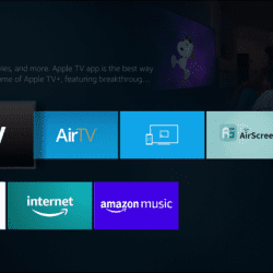 Activate Apple TV on Firestick