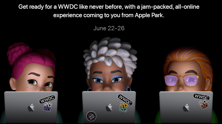 Wathc Apple WWDC Annual Conference