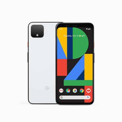Google Pixel 4 XL waterproof