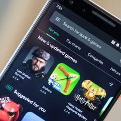 How to Enable Google Play Store Dark Mode