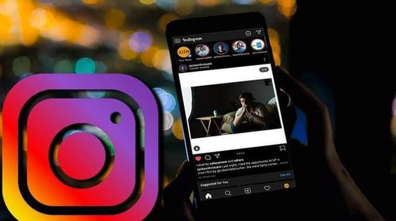 How Do I Turn on Dark mode Instagram