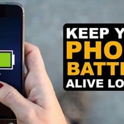 Tips to Make Your Gadget's Battery Last Longer