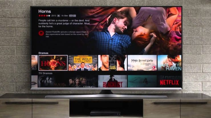 Netflix not working on smart TV