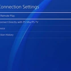 Enable PS4 Remote Play Connection