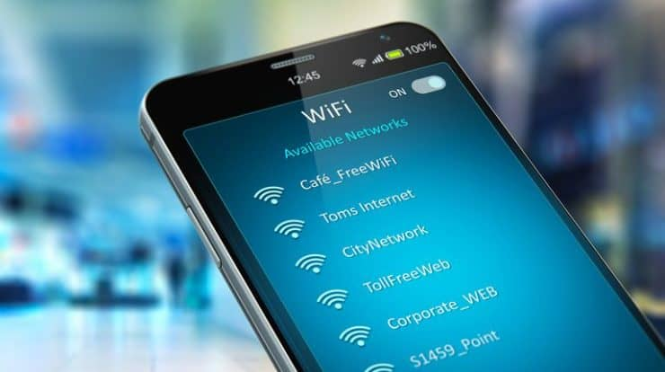 Share WiFi Password