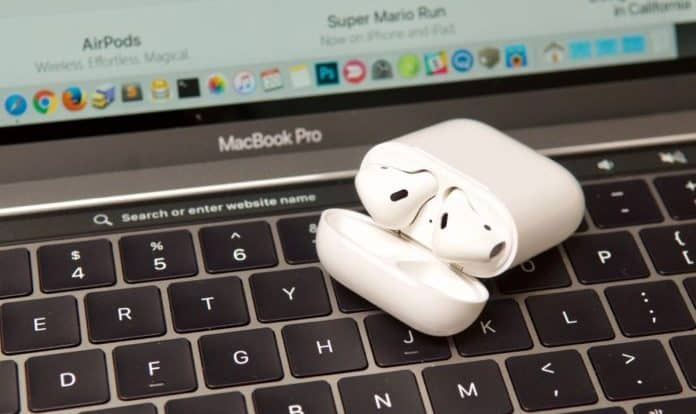 Use Airpods with Mac