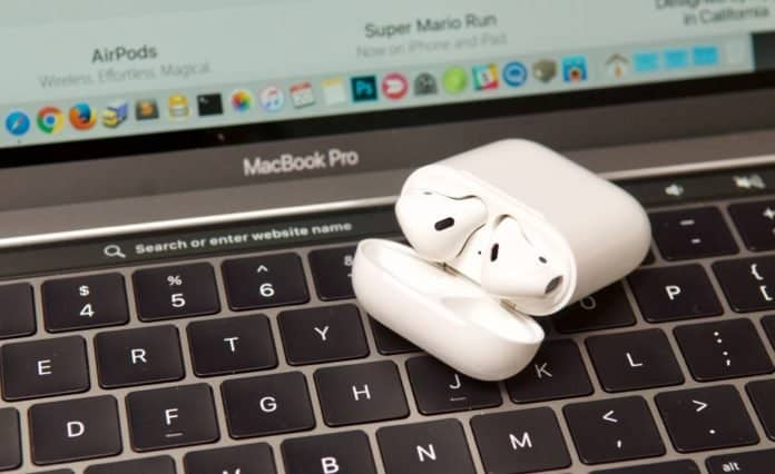 Use Airpod with Mac