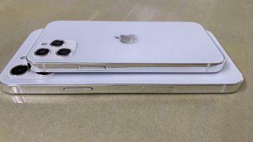 iPhone 12 leak reveals design for all three sizes