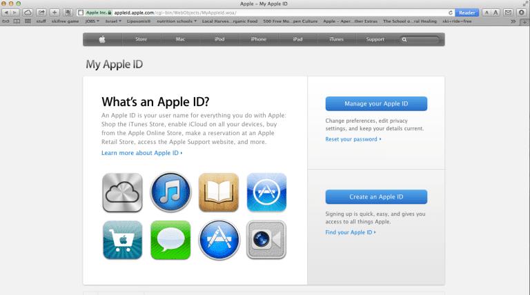 How to Change Apple ID