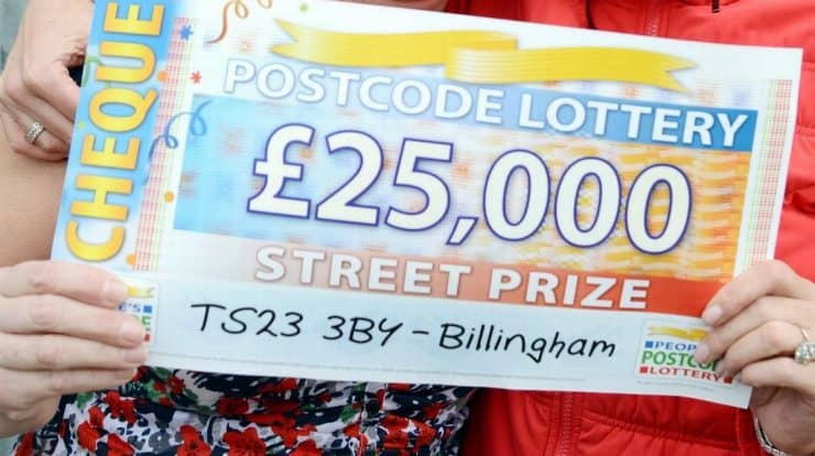 Cancel Peoples Postcode Lottery